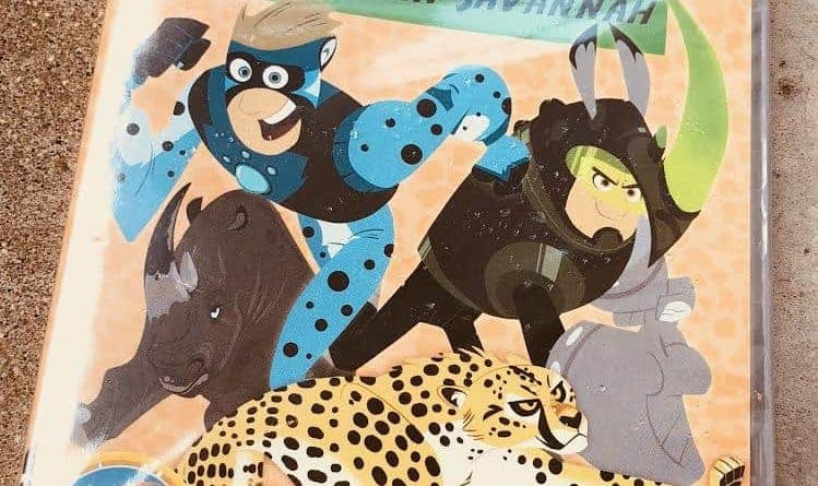 Wild Kratts Adventures on the African Savannah