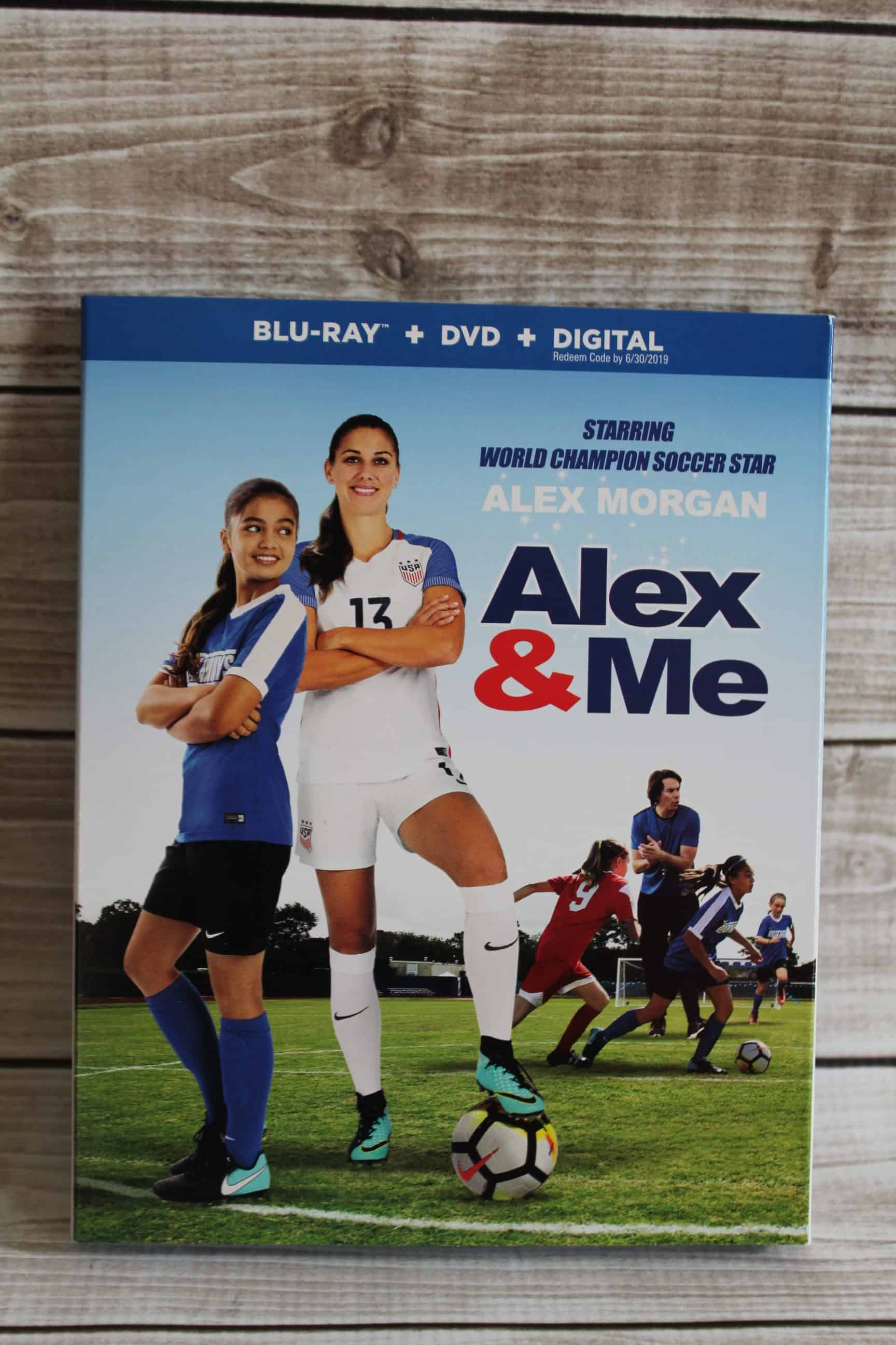 Alex and Me Review and Giveaway