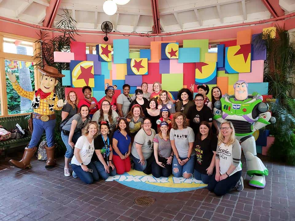 Pixar Pals is going to be part of the Pixar Pier