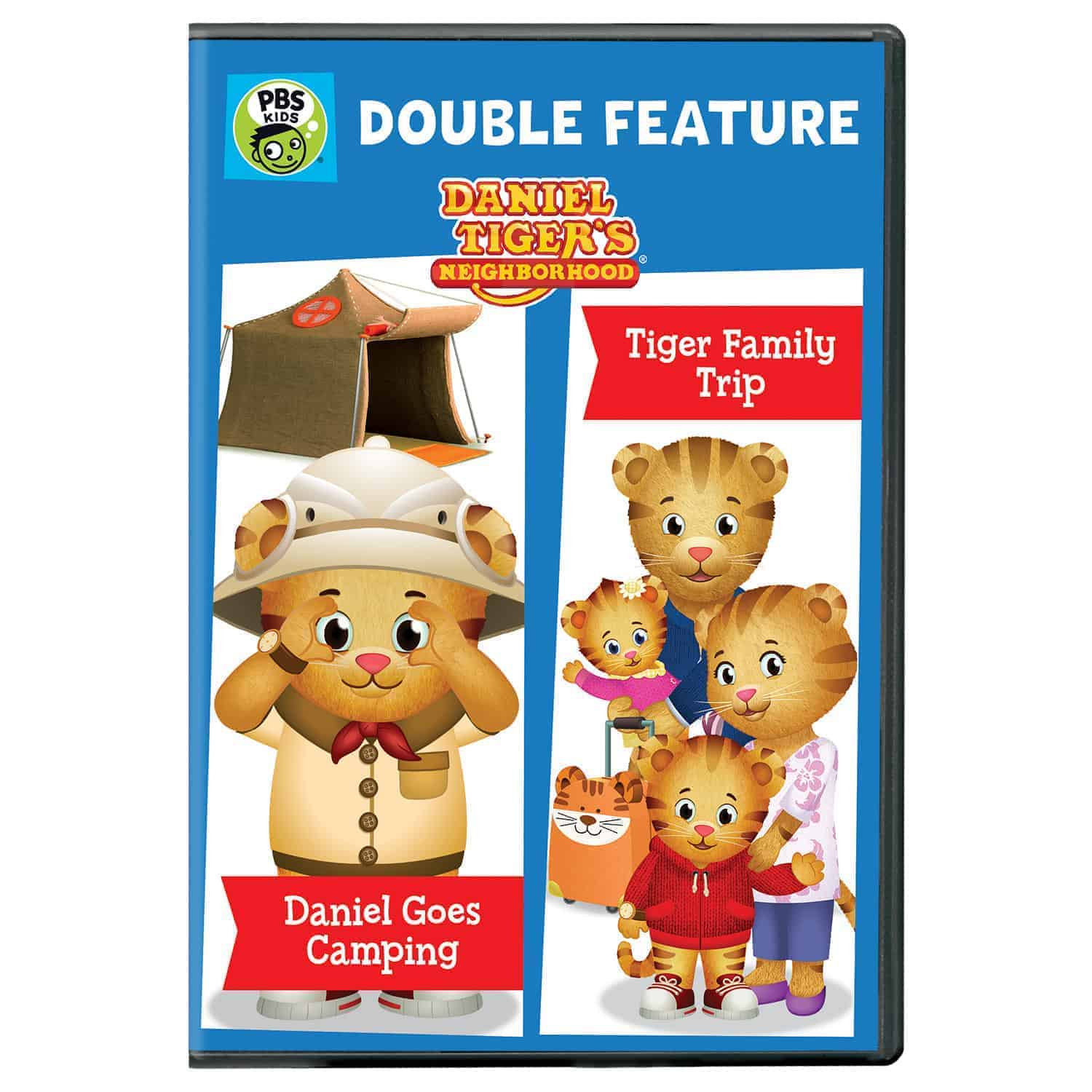 Daniel Tiger Double Feature