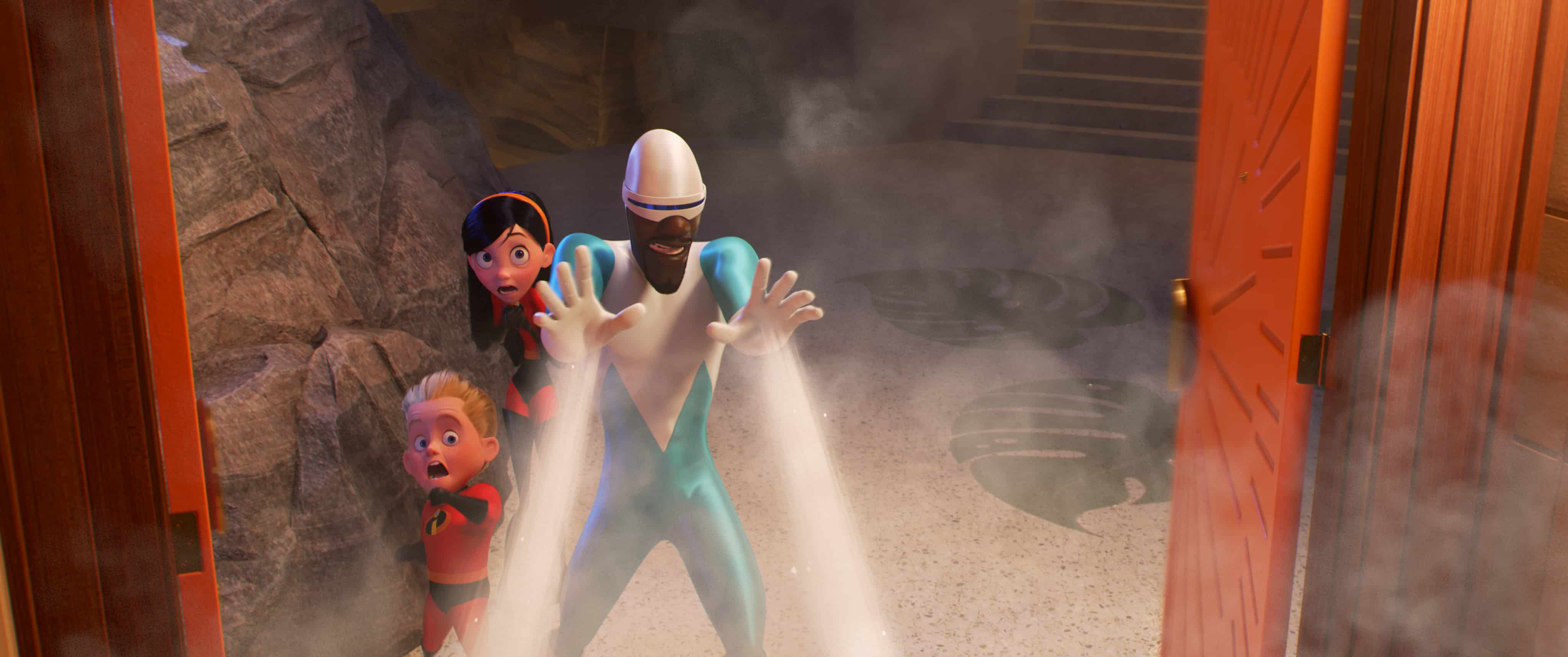 Frozone The Movie