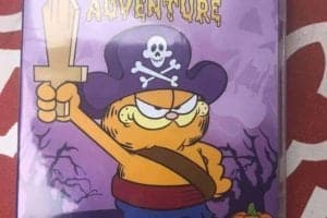 Garfield Carfields' Halloween Adventures