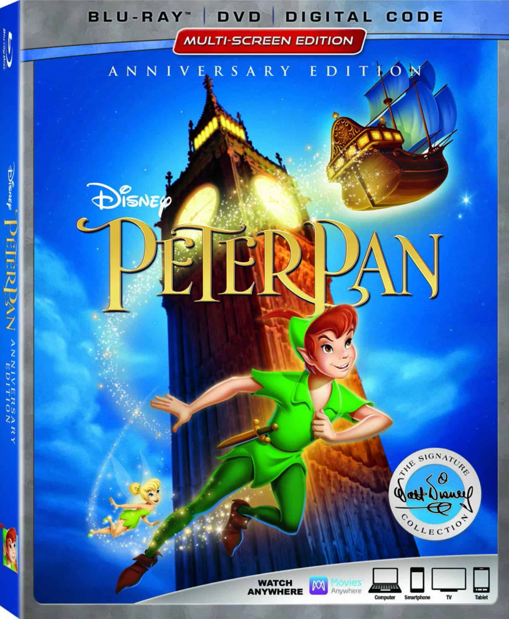 Peter Pan Available June 5th