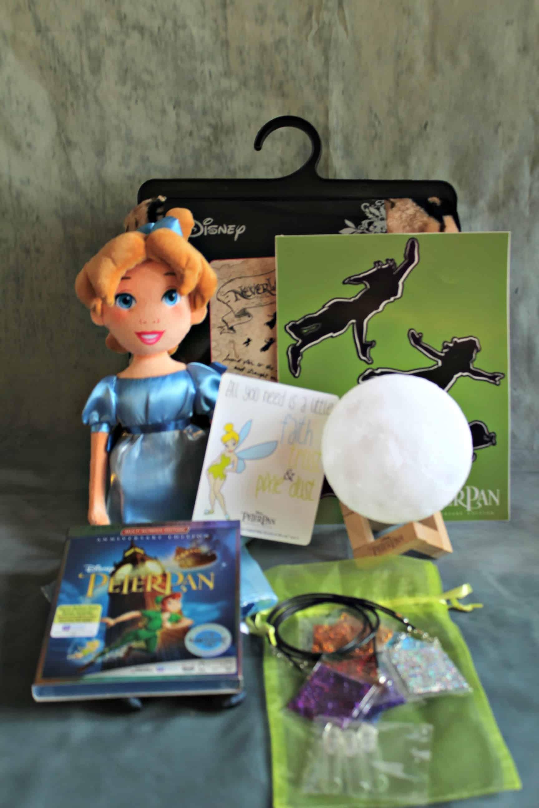 Peter Pan Activities