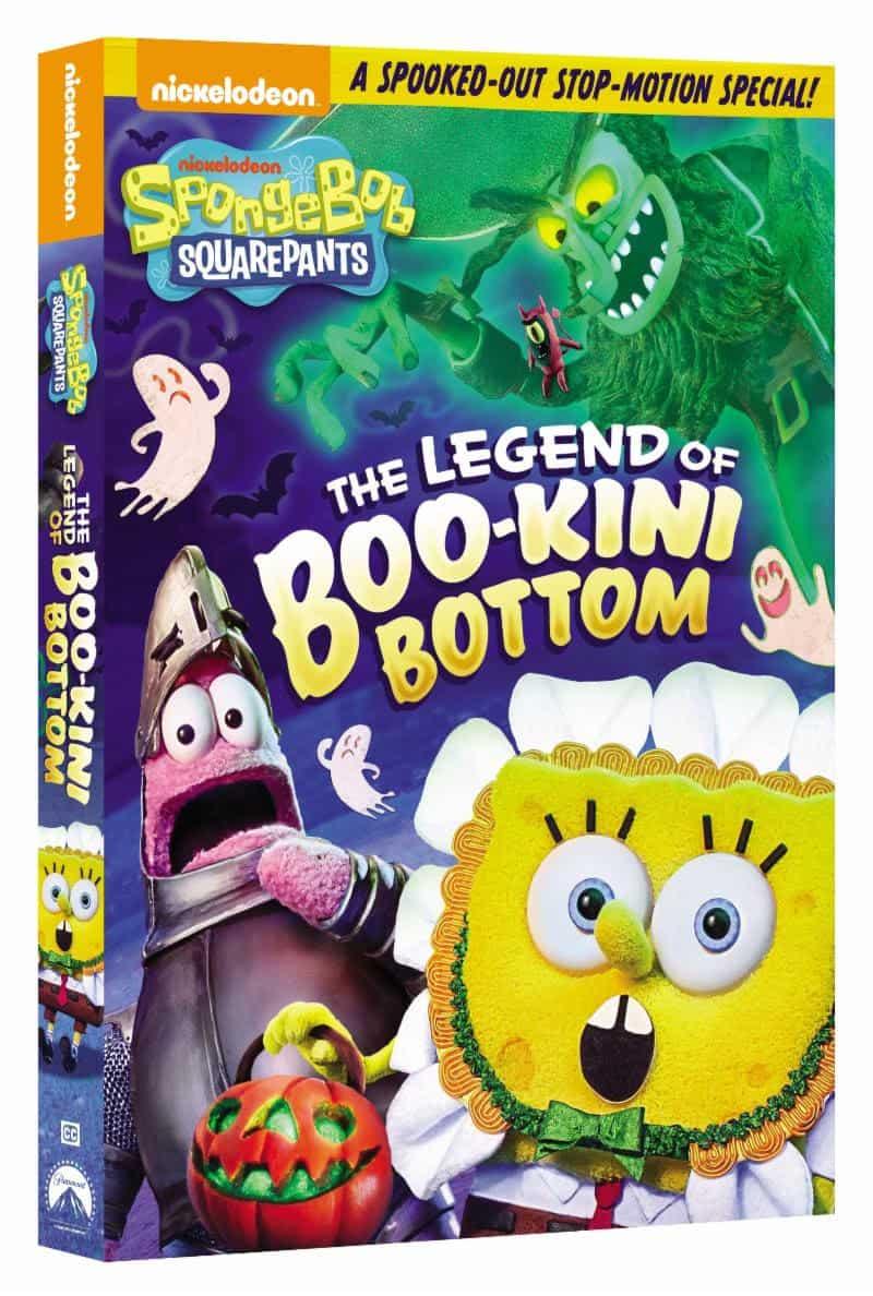 SpongeBob SquarePants: The Legend of Boo-Kini Bottom,