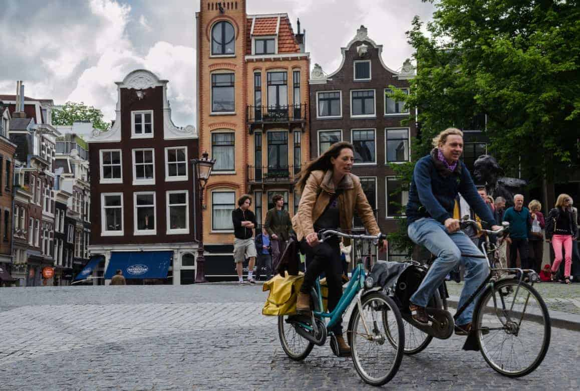 Top 5 Urban Cities For Biking