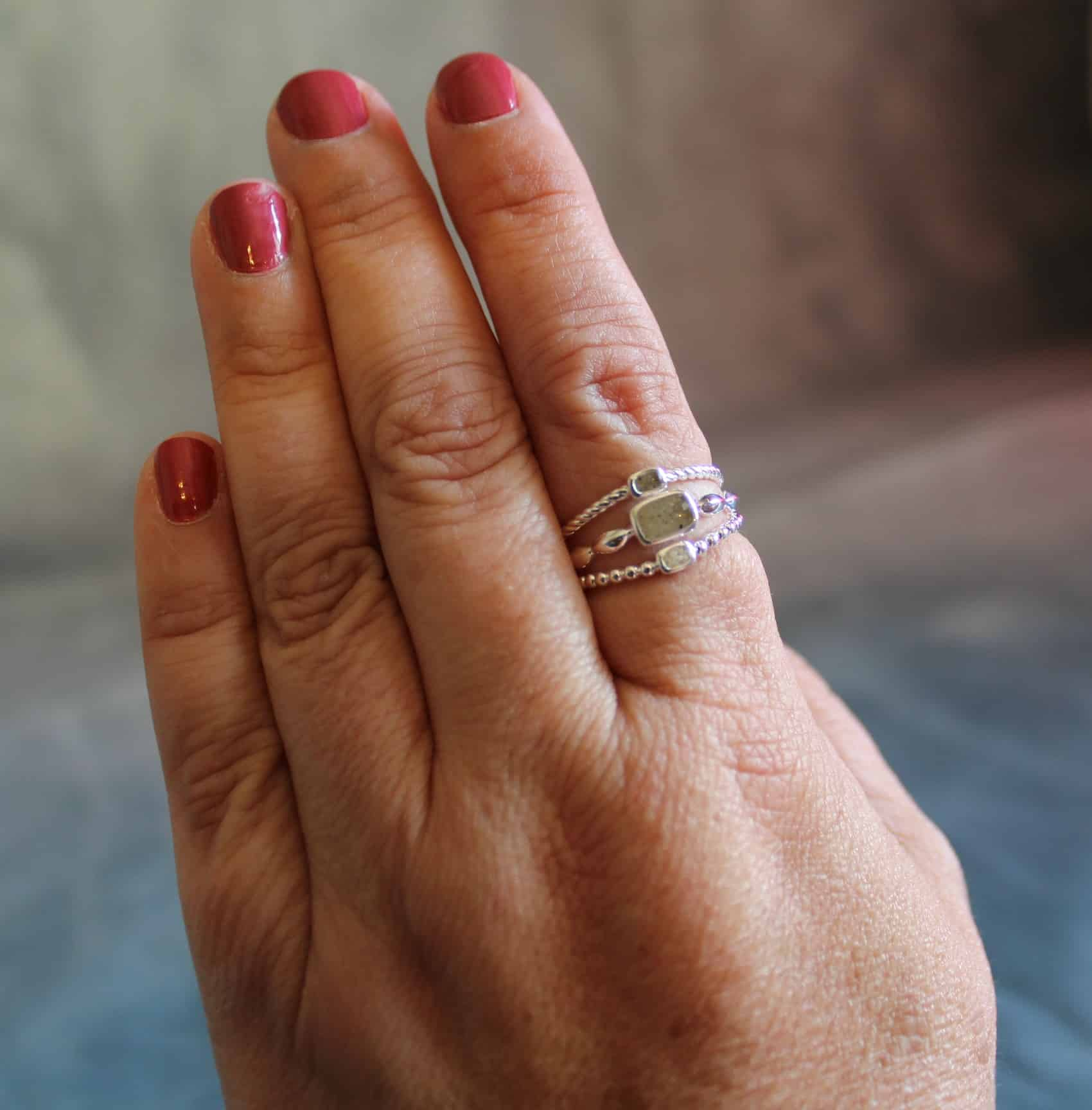 Boho Ring from Dune Jewelry