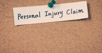 6 Tips To Help You Deal With A Personal Injury