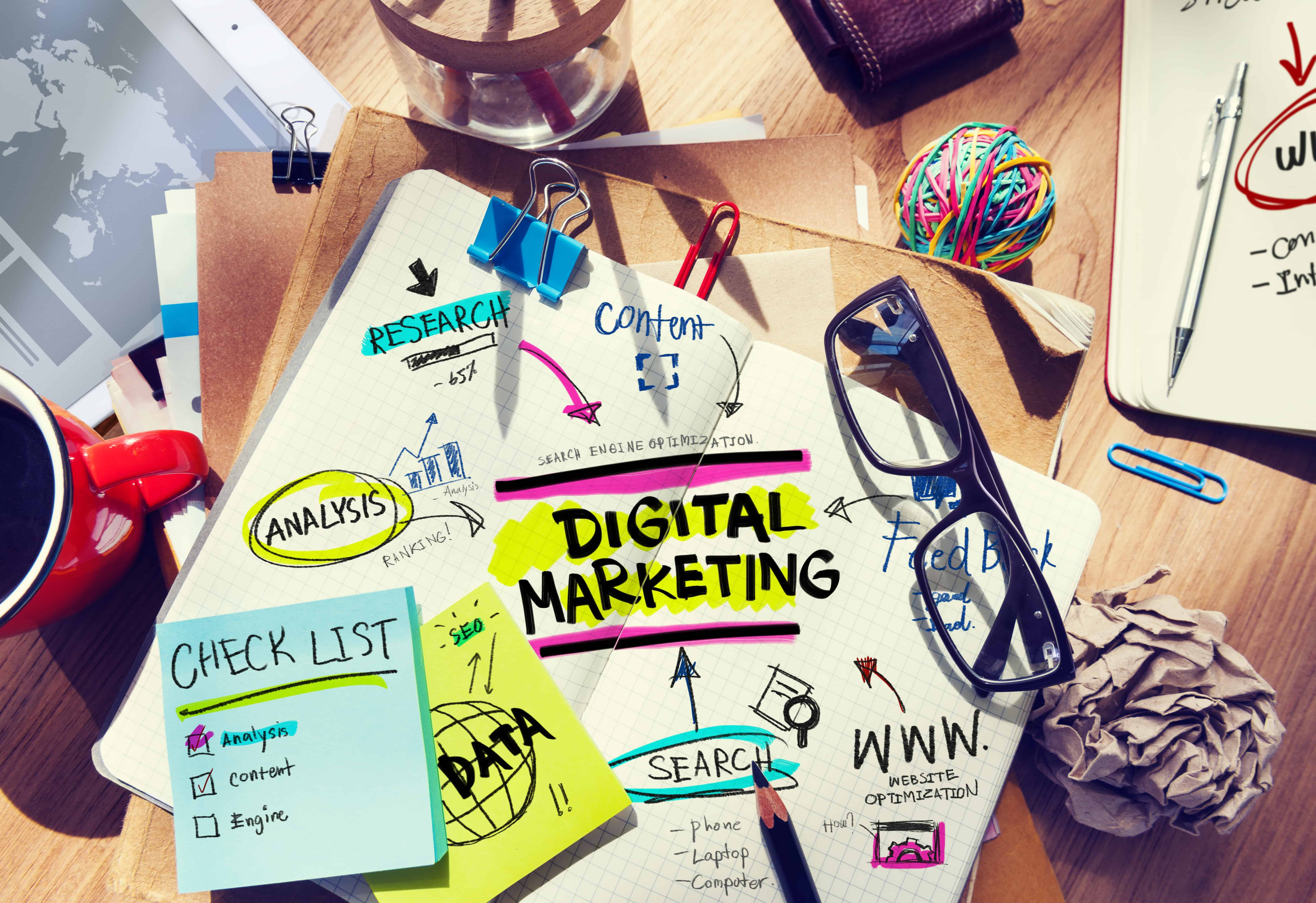 Digital Marketing for Entertainment Industry in 2018