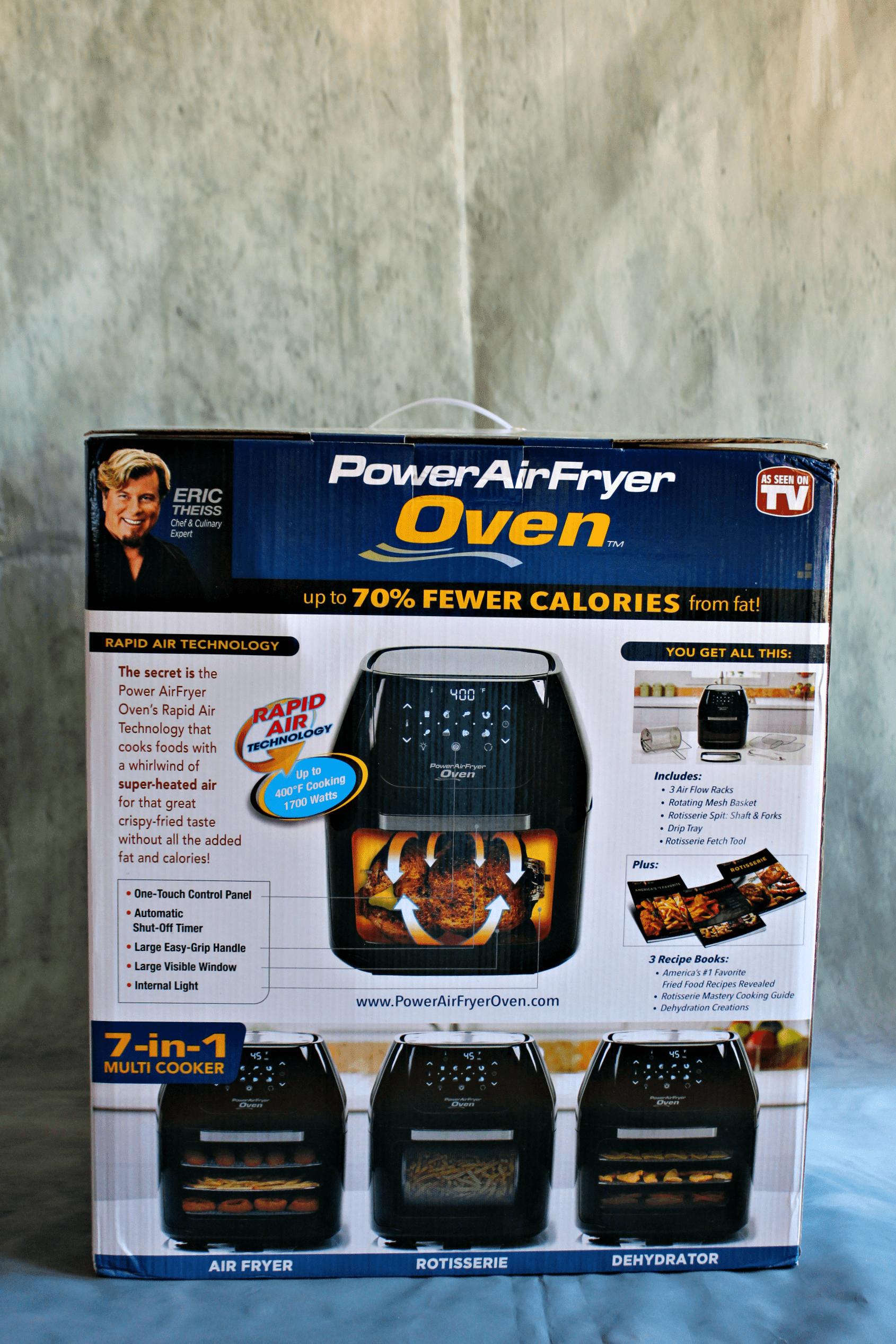 PowerAirFryer-Oven