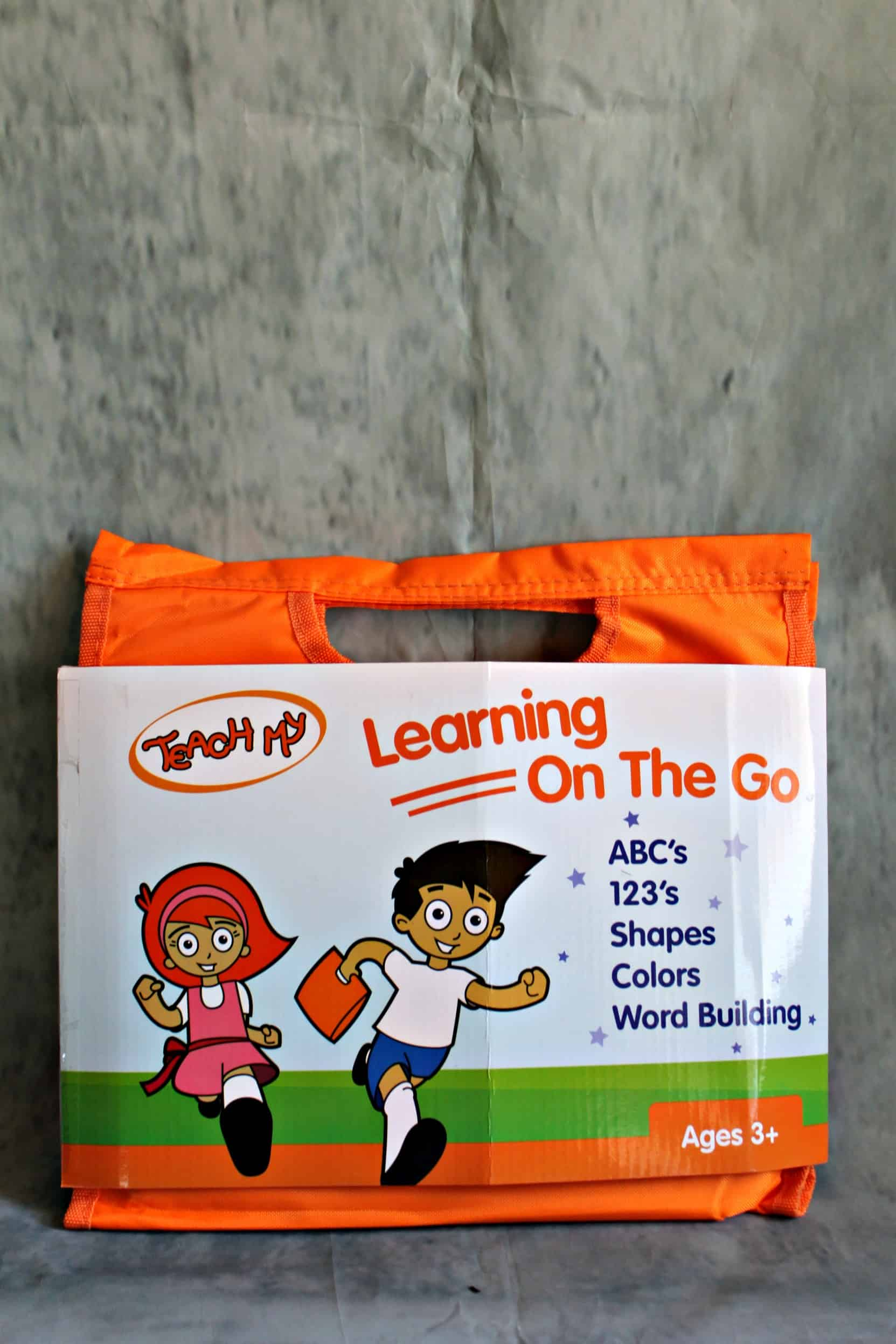 Learning on the Go with Teach My Products