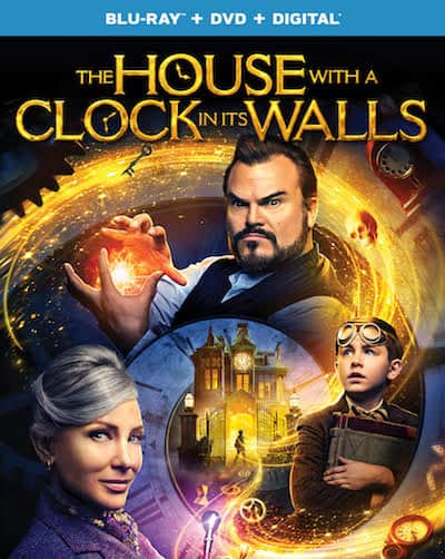The House with the Clock in it's Walls