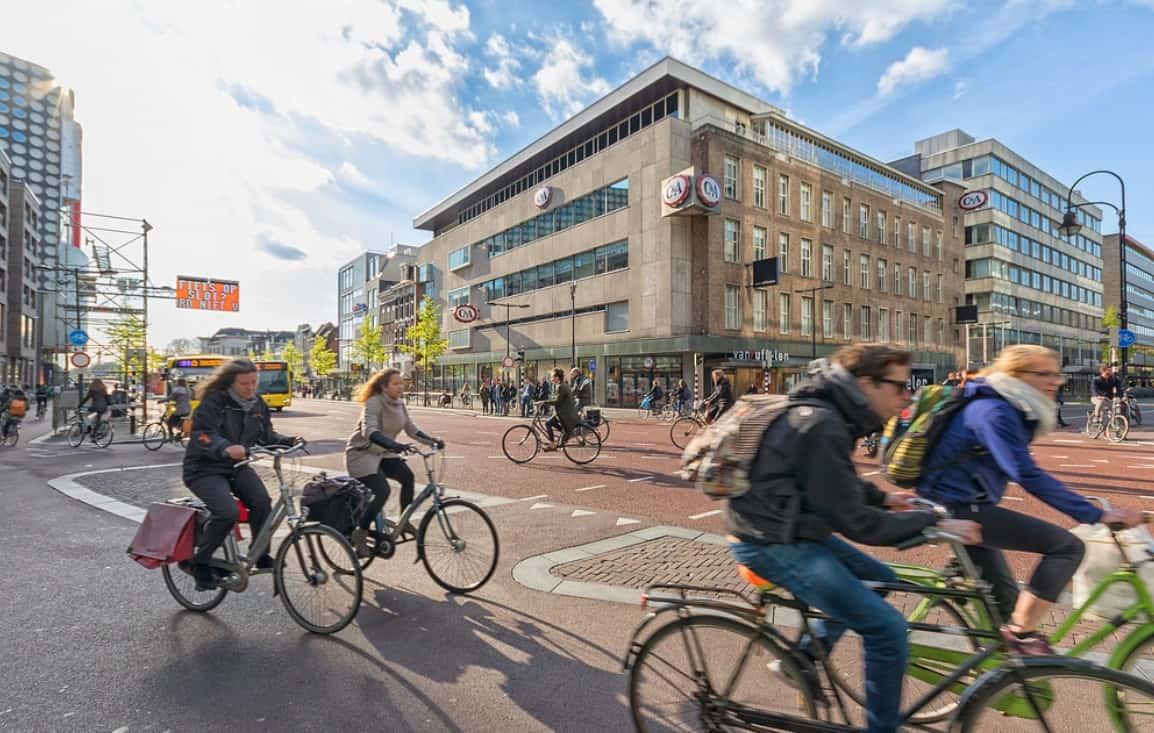 Top 5 Urban Cities For Biking