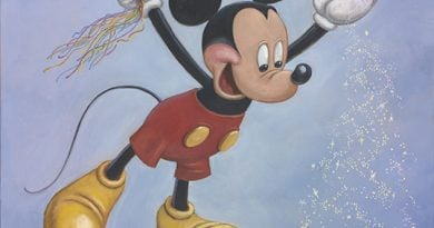 Mickey Mouse is Turning 90