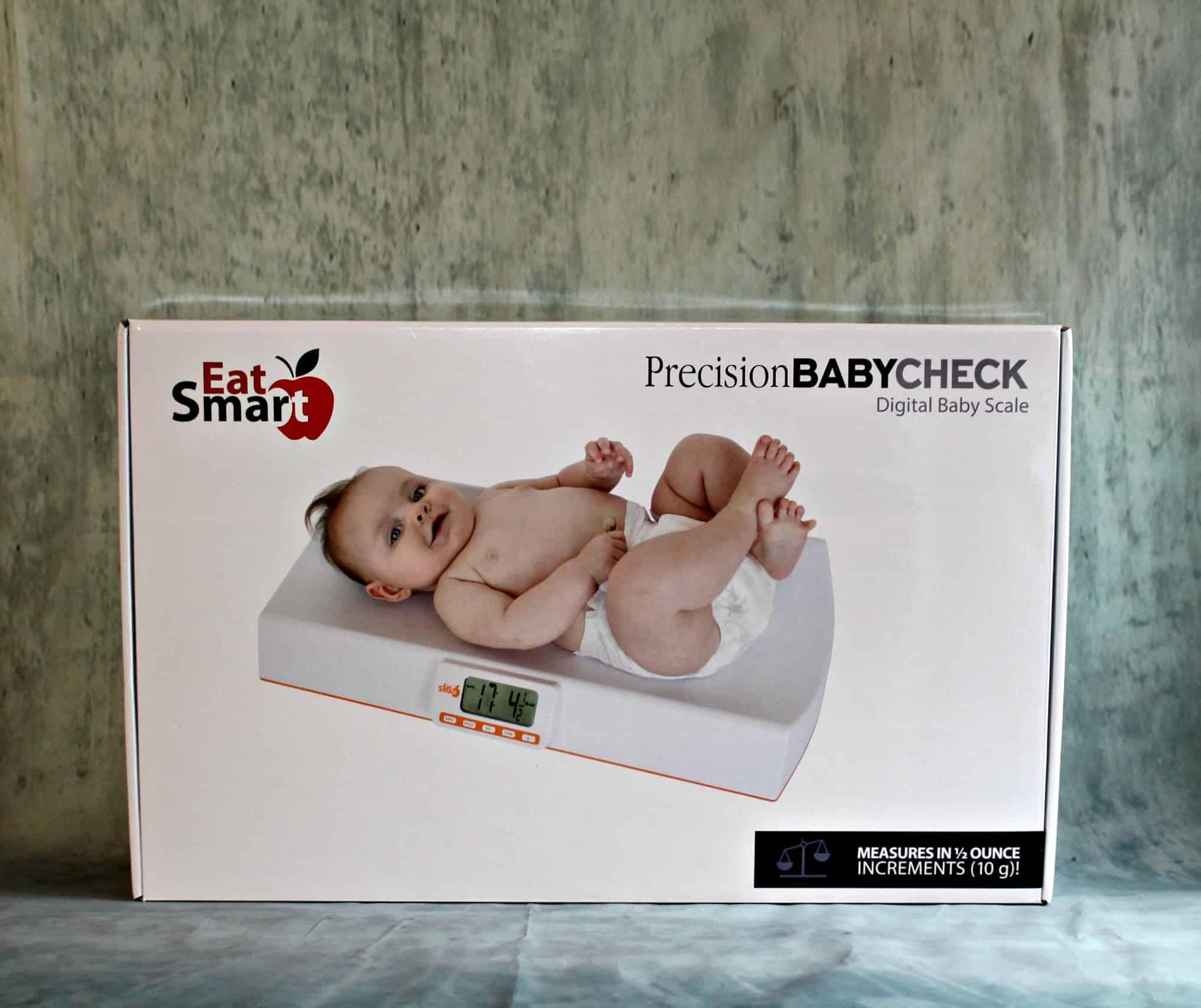 EatSmart Baby Scale