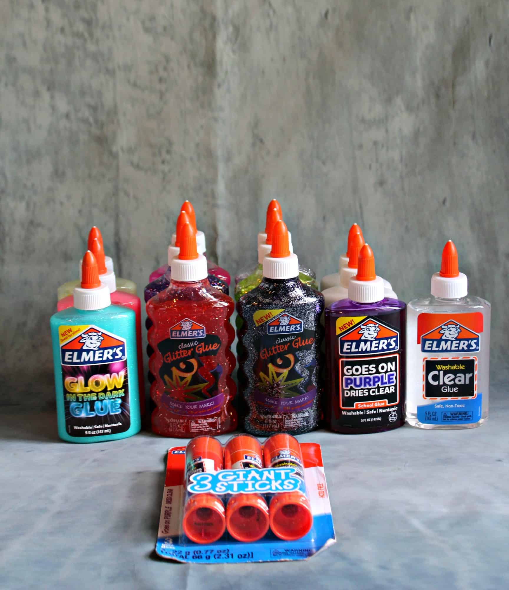 Elmer's Glue is perfect for Back to School