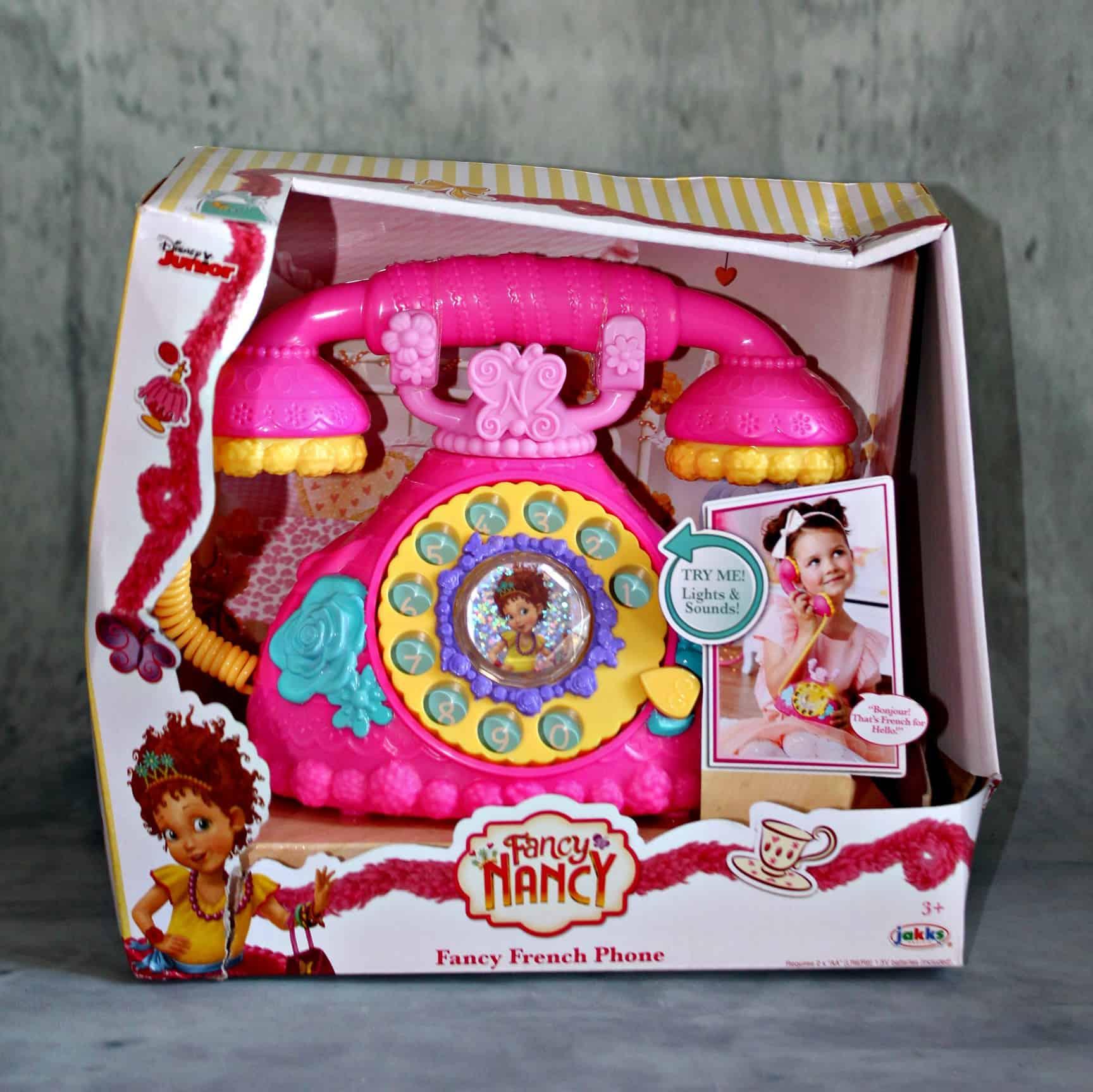 Fancy Nancy Fancy Phone