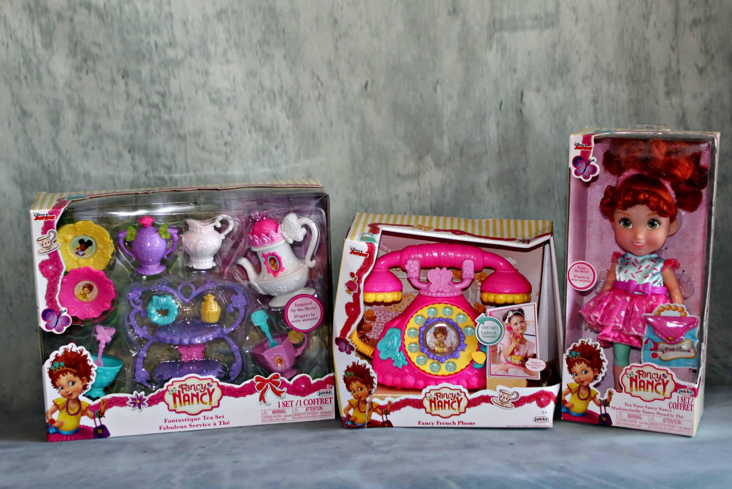 Fancy Nancy Toys