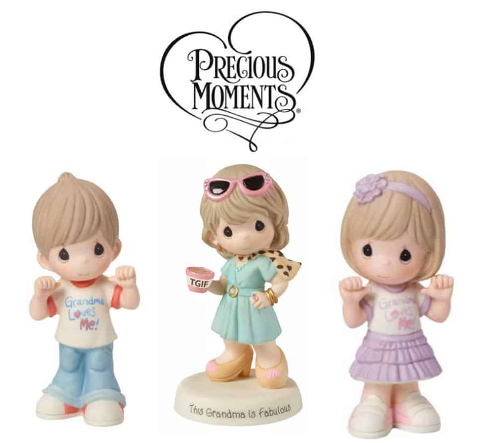 TGIF This Grandma is Fabulous a Precious Moments Figurine