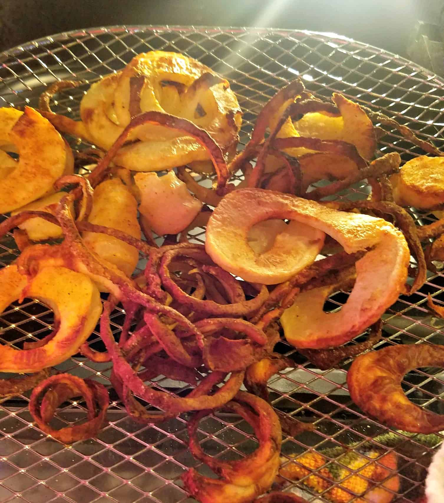 Healthy Fried Potatoes