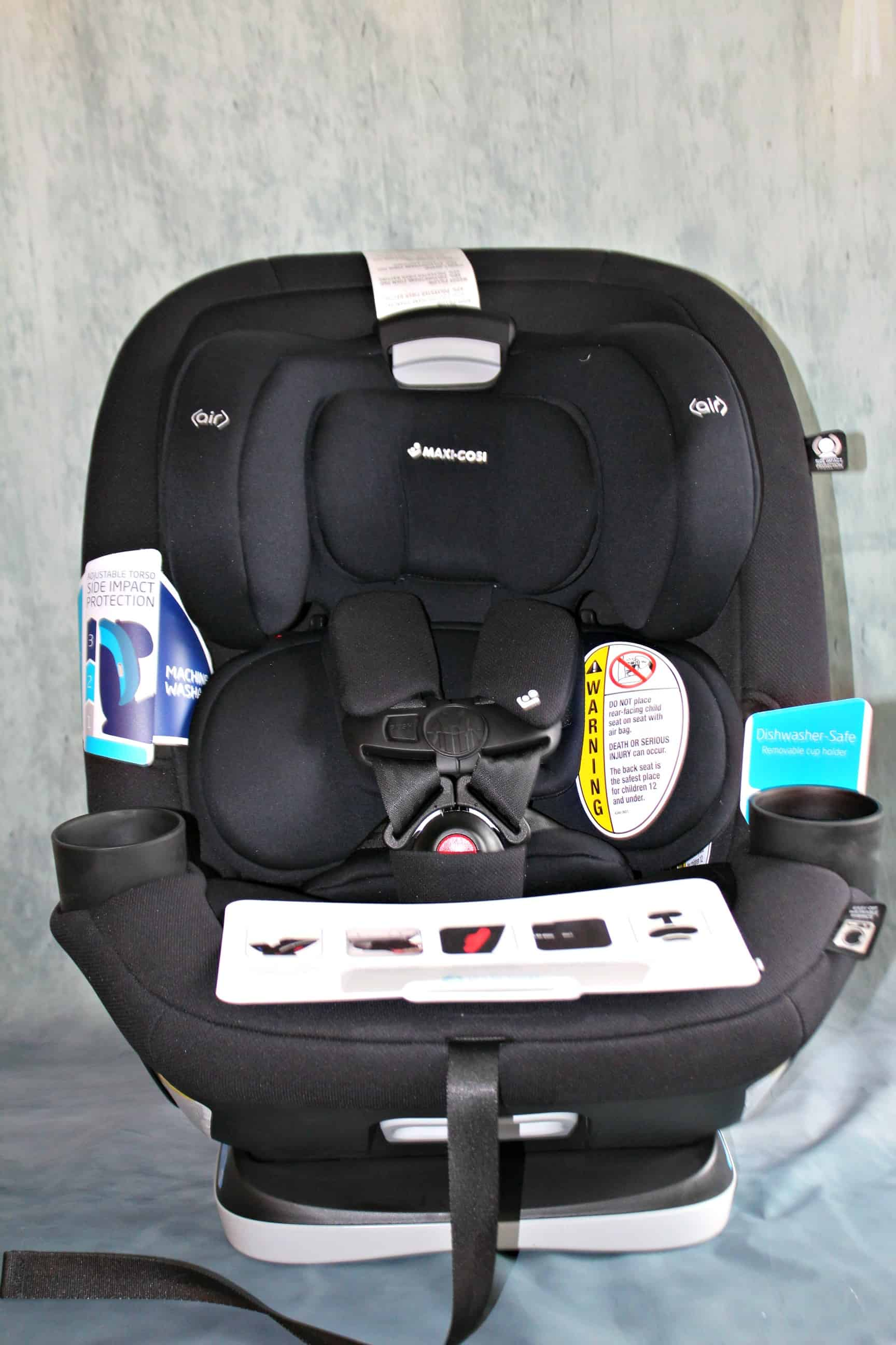 Maxi Cosi Magellan is the best car seat available