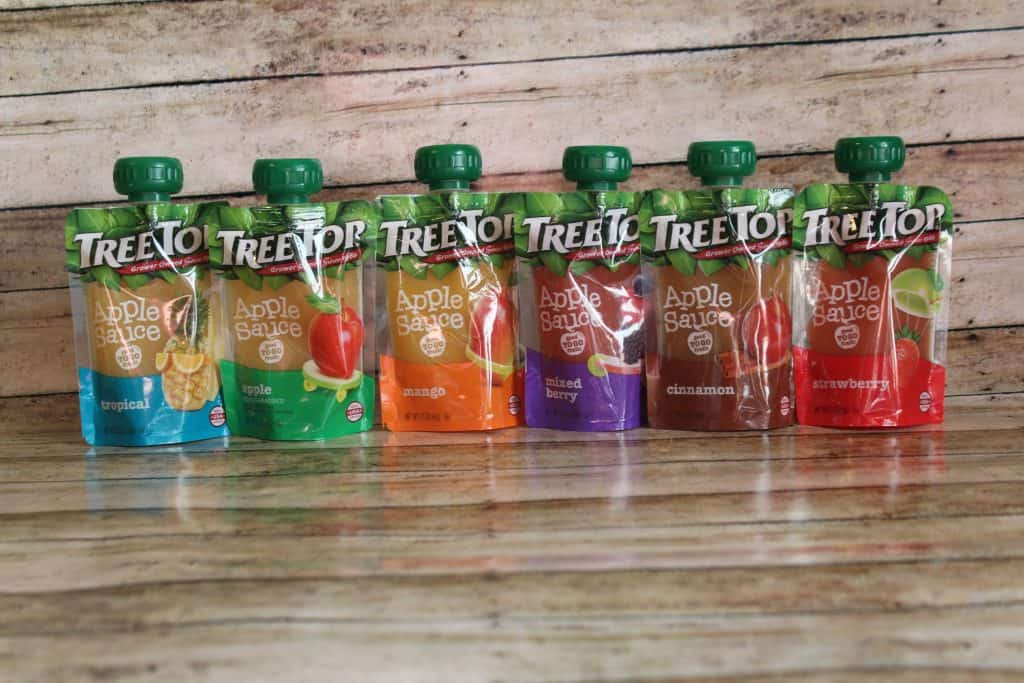 Treetop Applesauce