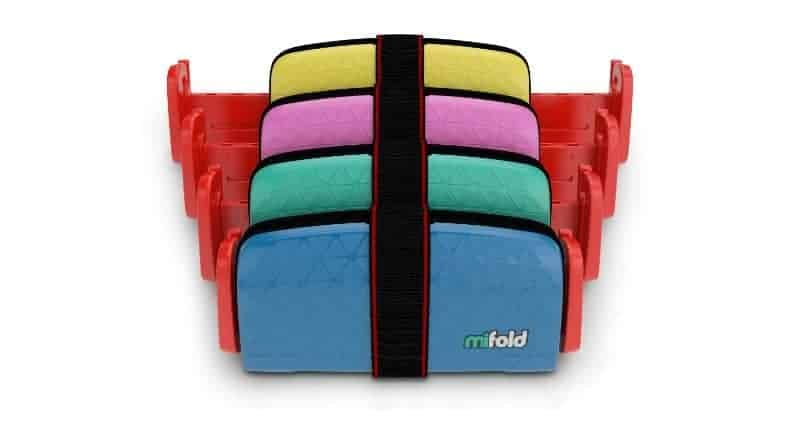 Mifold the perfect portable carseat