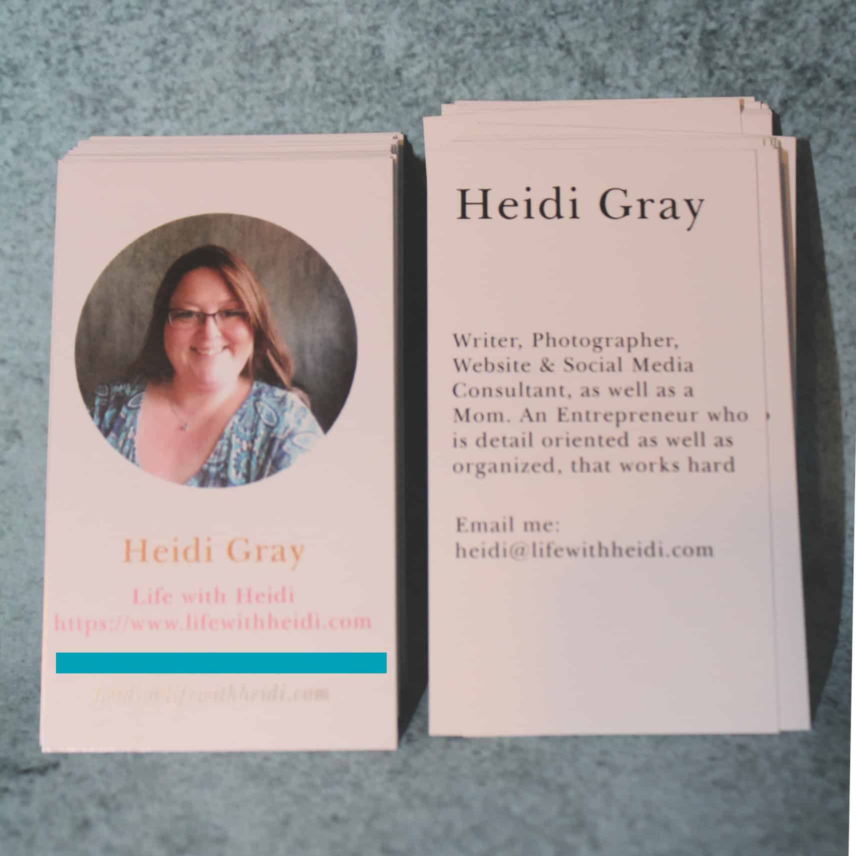 Basic Invite for Business Cards and more!