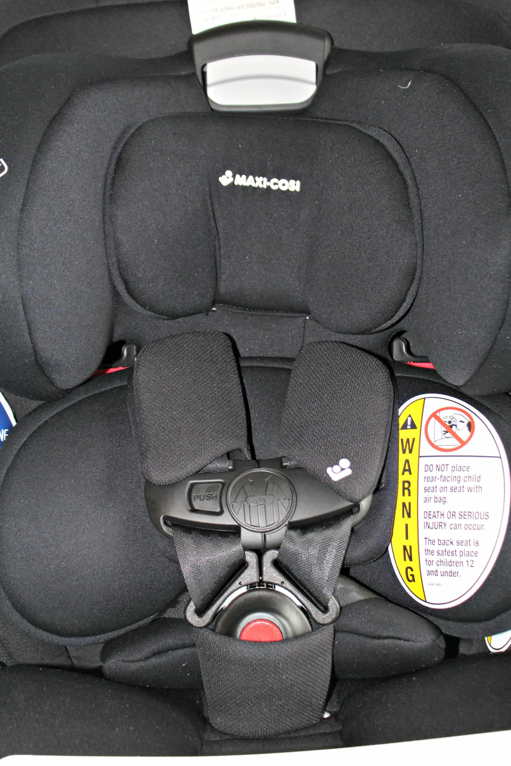 The perfect safety car seat for infants