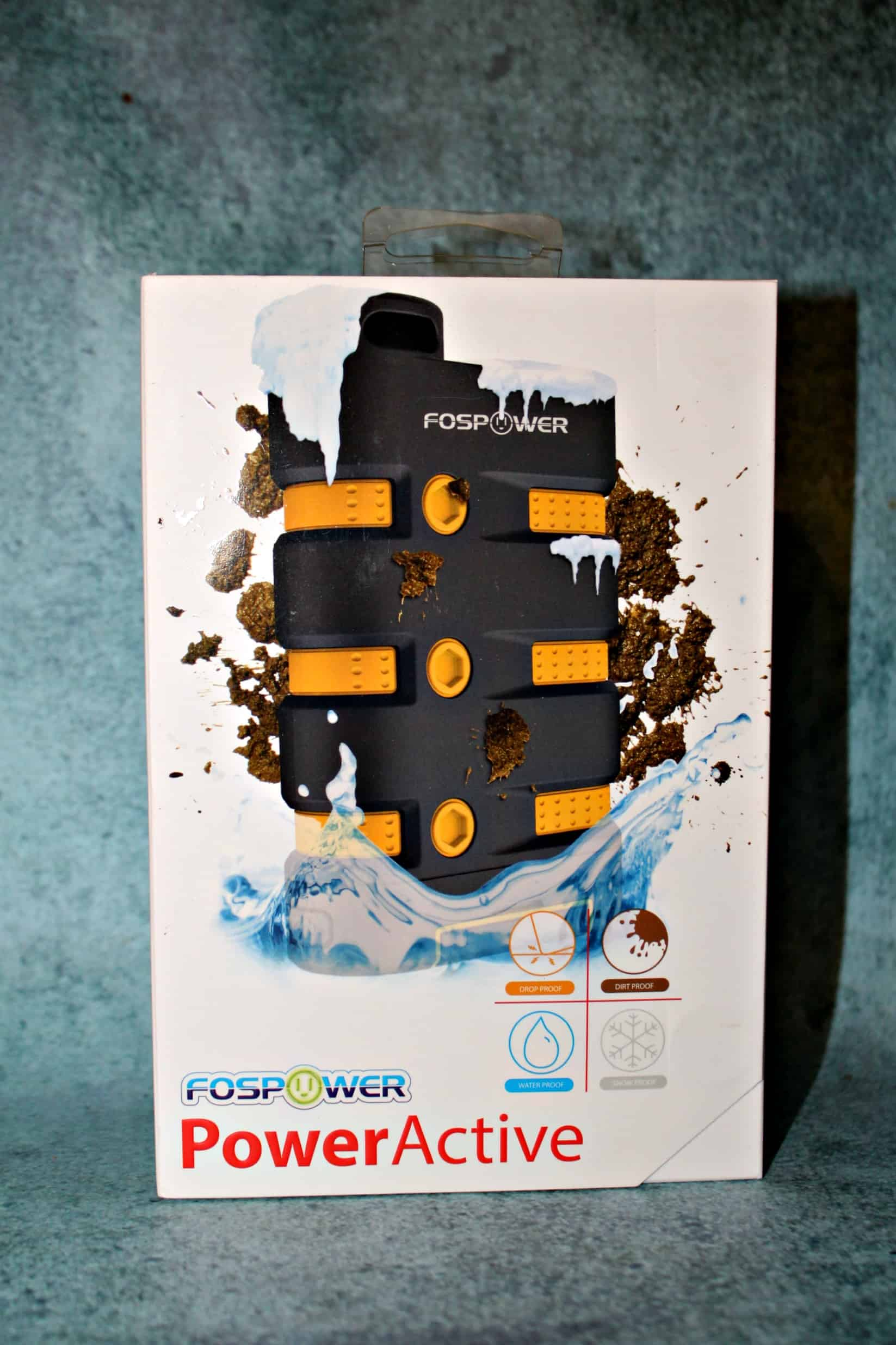FosPower PowerActive USB Power Bank