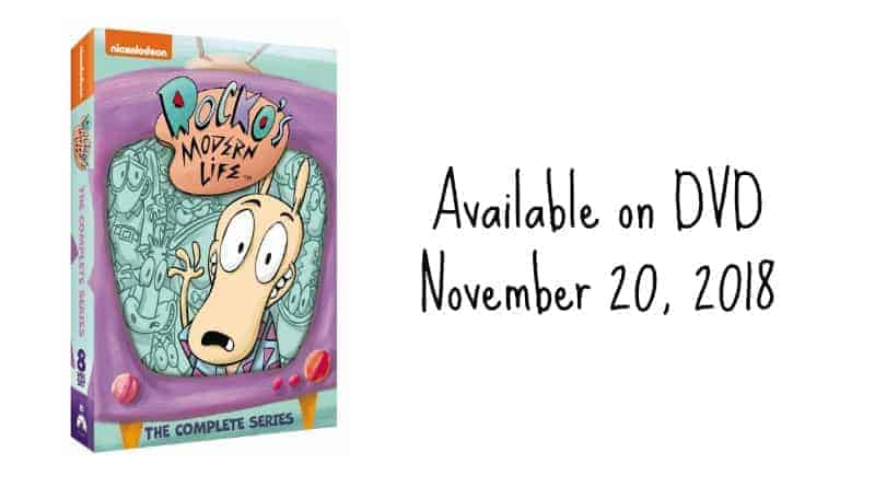 Rockos Modern Life The Complete Series