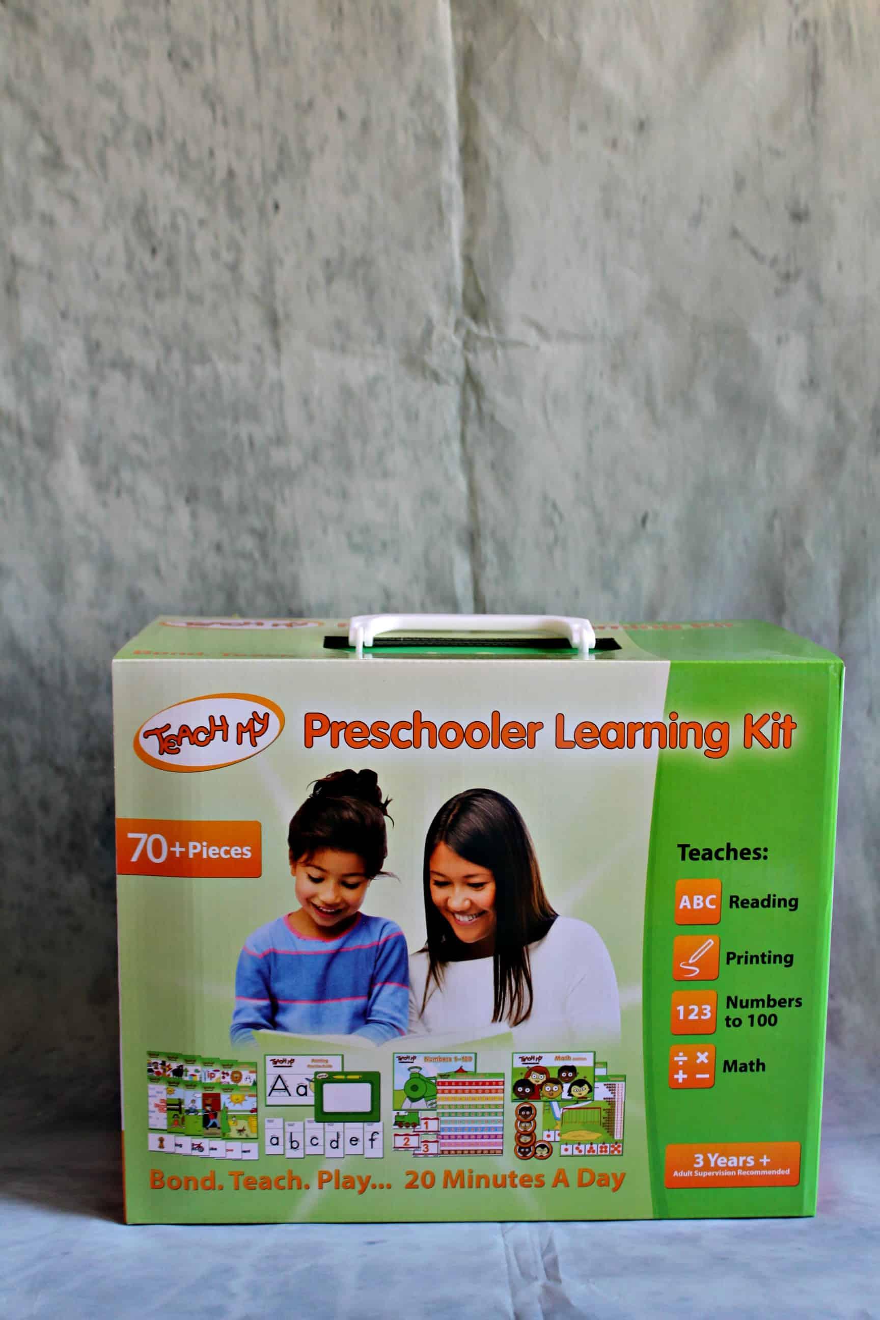 Teach My Preschooler