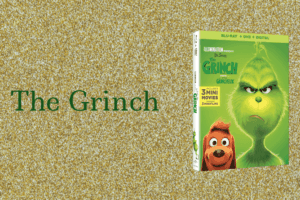 The Grinch Coming to Blu-Ray 2/5/19