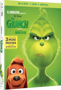 The Grinch coming to Blu-Ray in February 2019