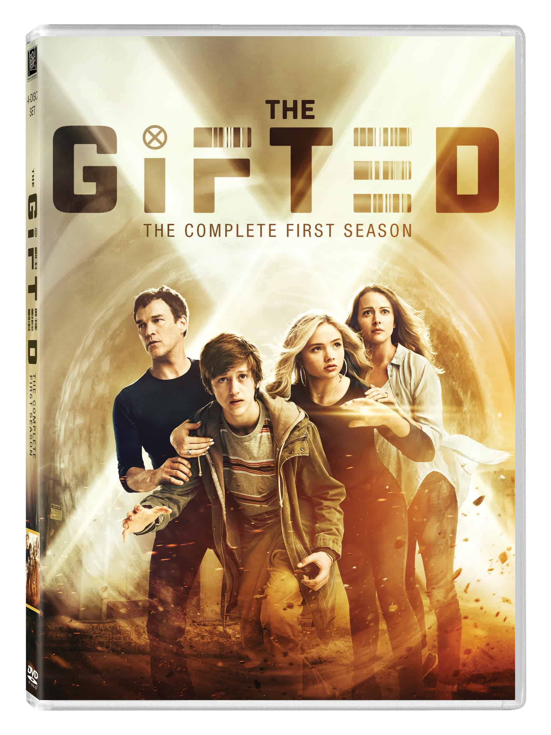 The Gifted Season 1 Now Available on DVD