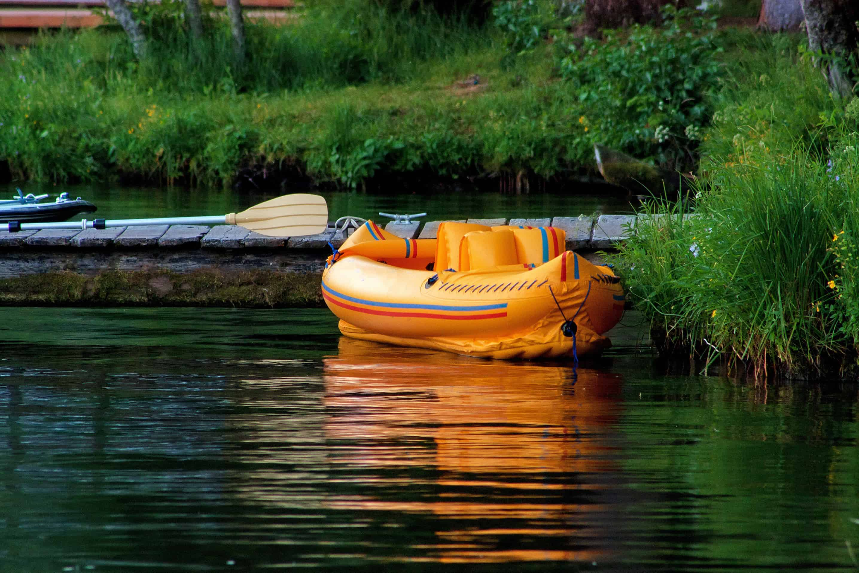 5 Reasons to Buy an Inflatable Boat