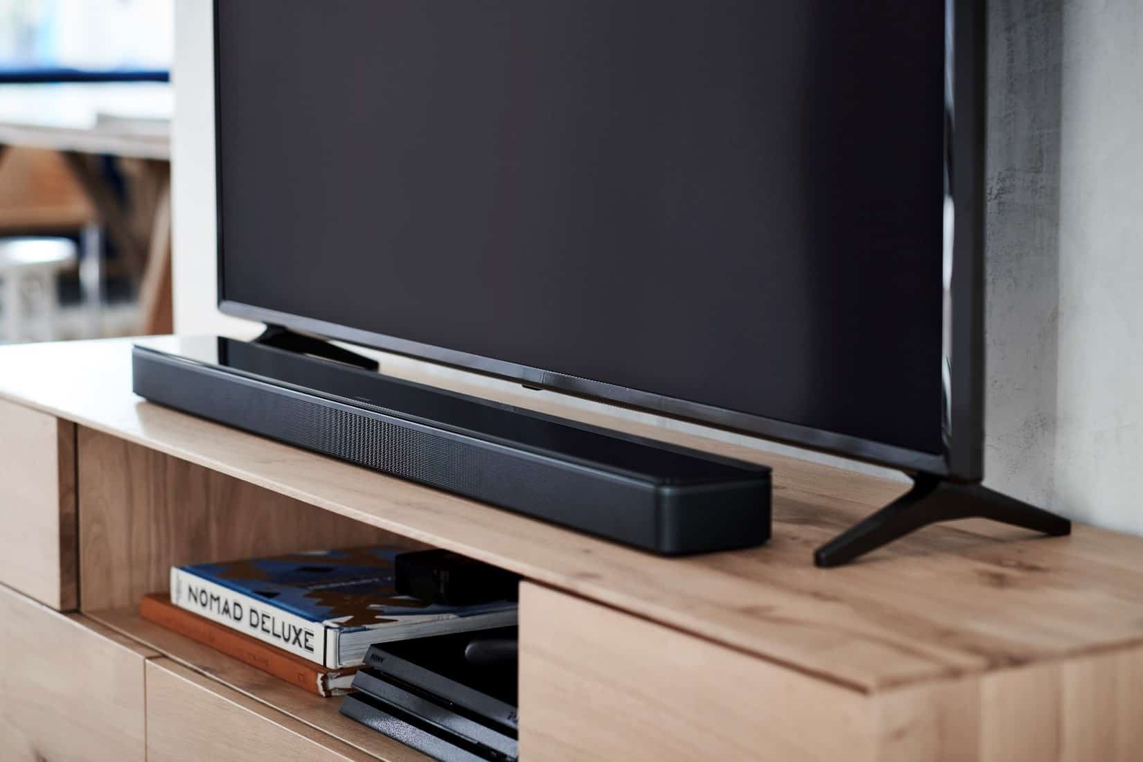 Bose Home, Soundbar and Bass Module