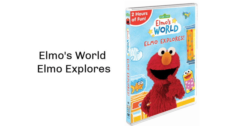 Elmo S World Elmo Explores Life With Heidi