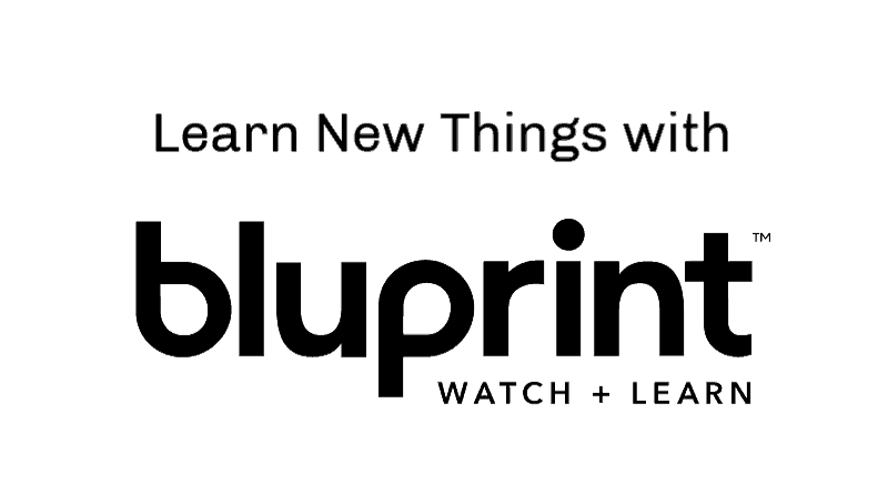 Learn New Things with Bluprint
