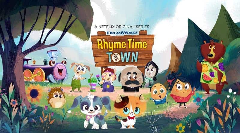 DreamWorks Rhyme Time Town - 2020
