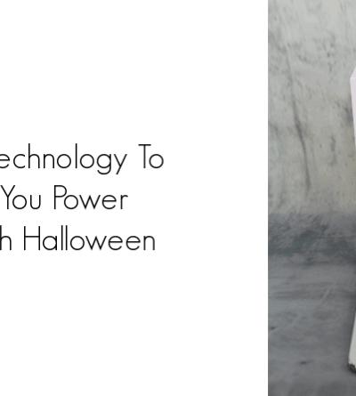 Sweet Technology To Help You Power Through Halloween