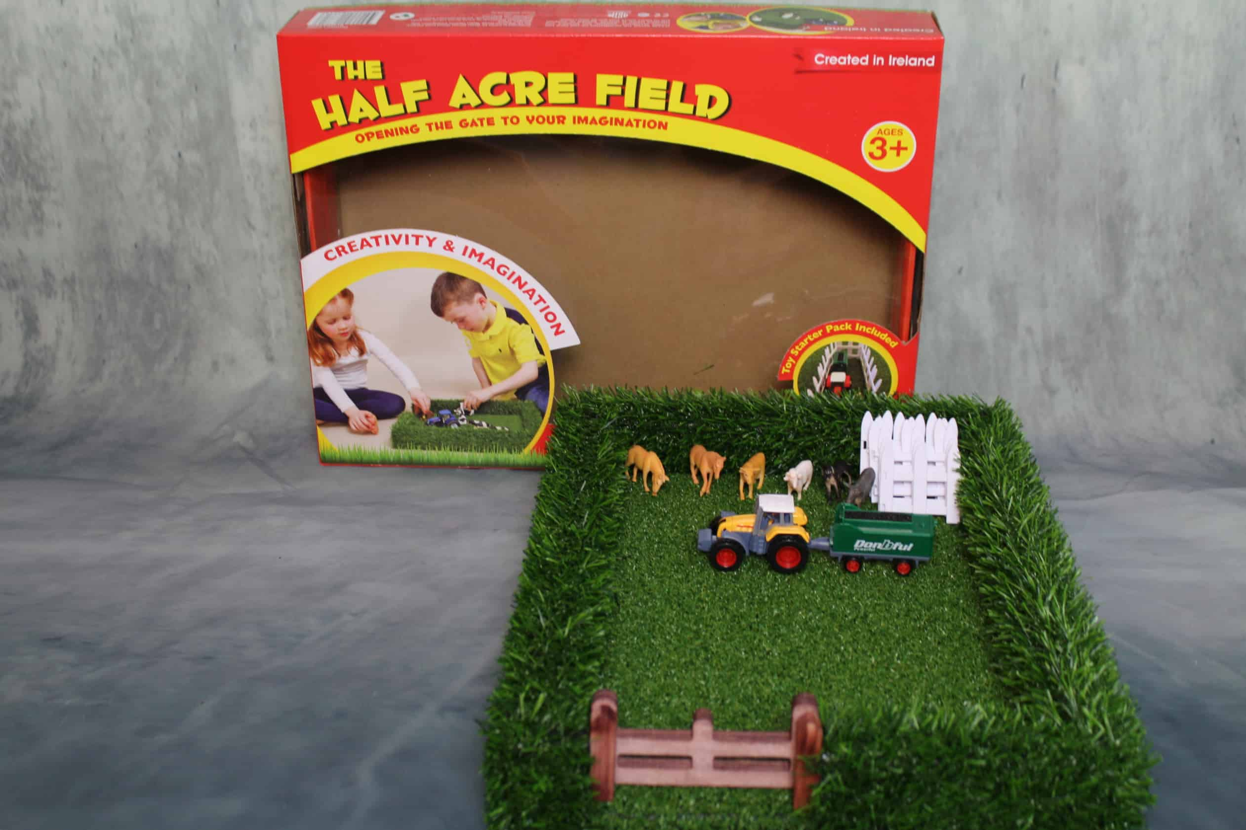 The Half Acre Field for kids