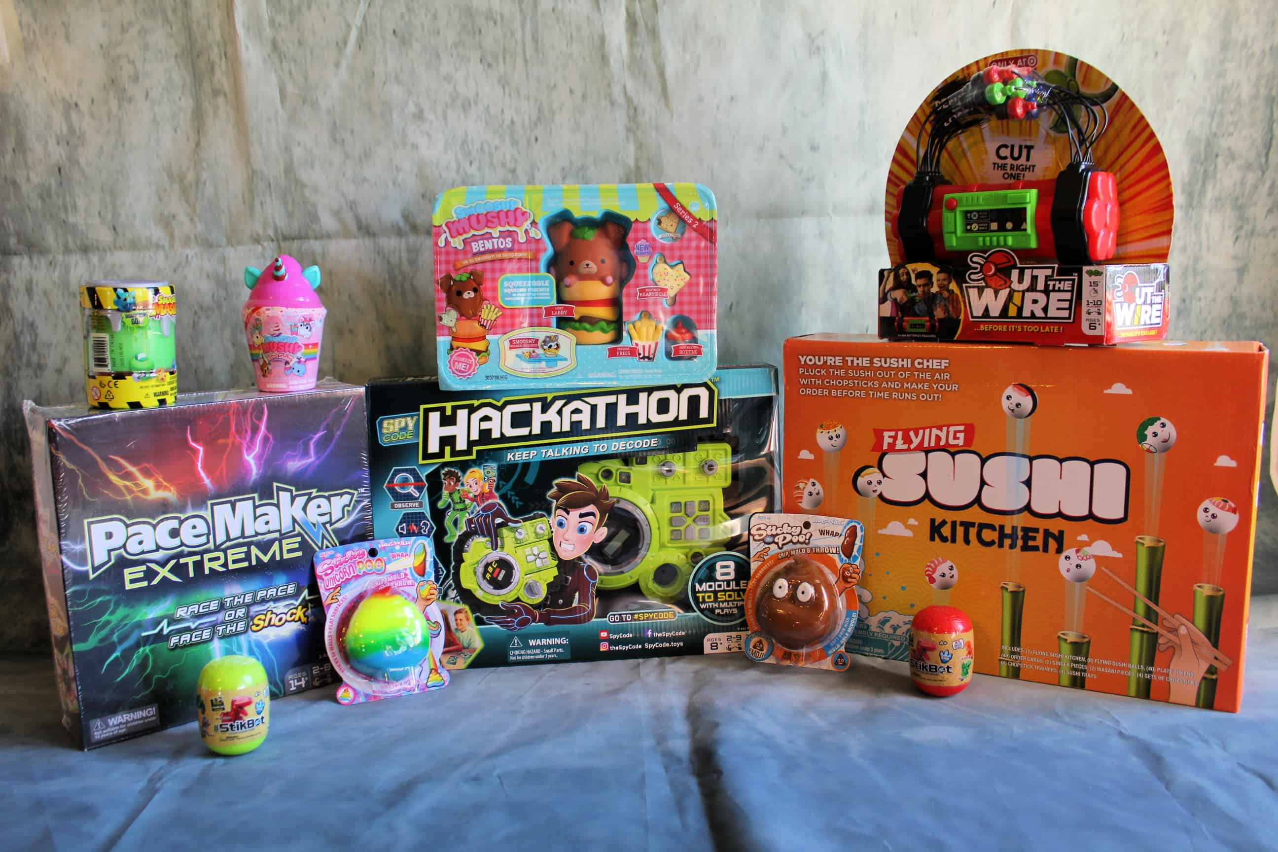 Toys Games and Stocking Stuffers