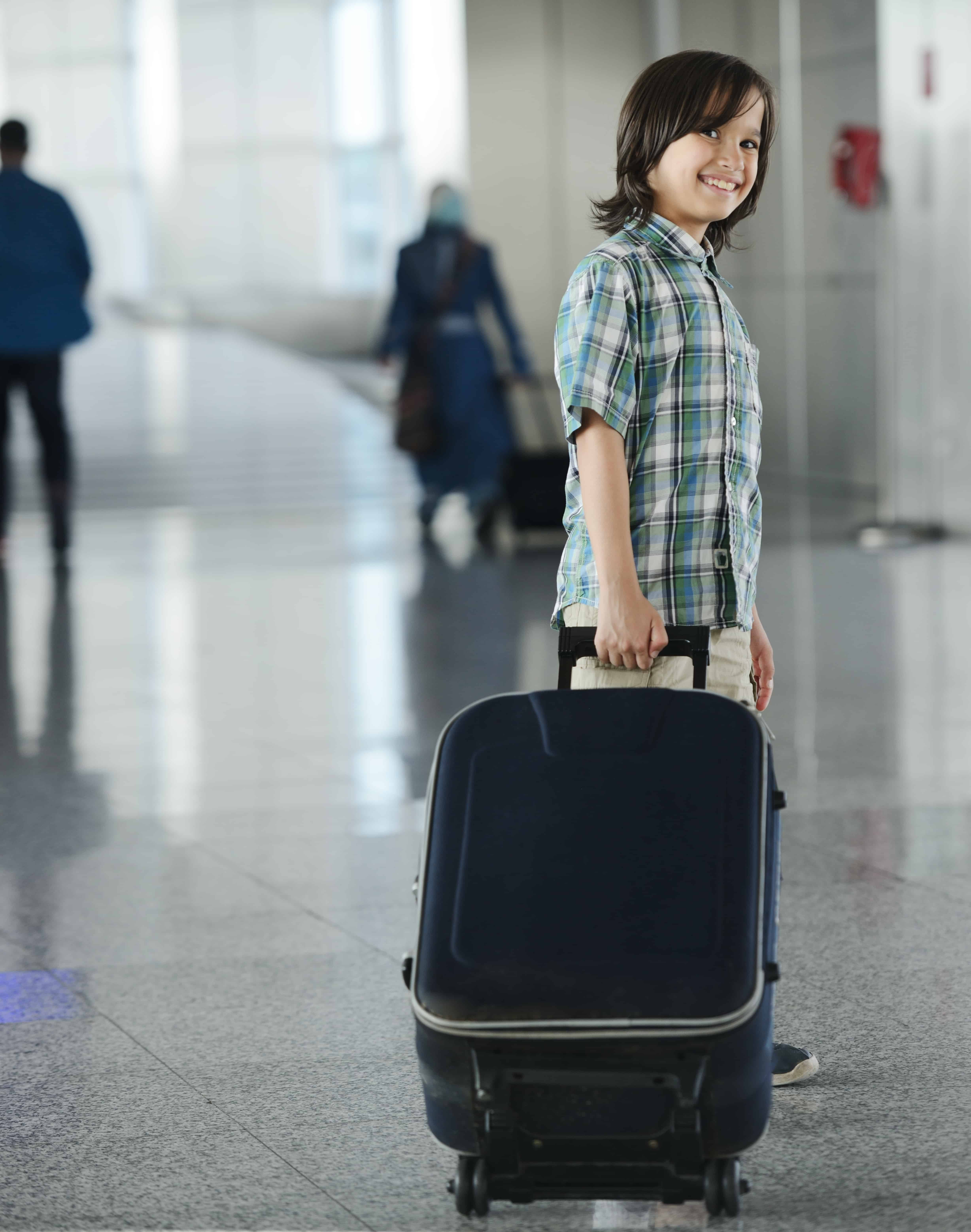 Traveling on a Budget with Kids