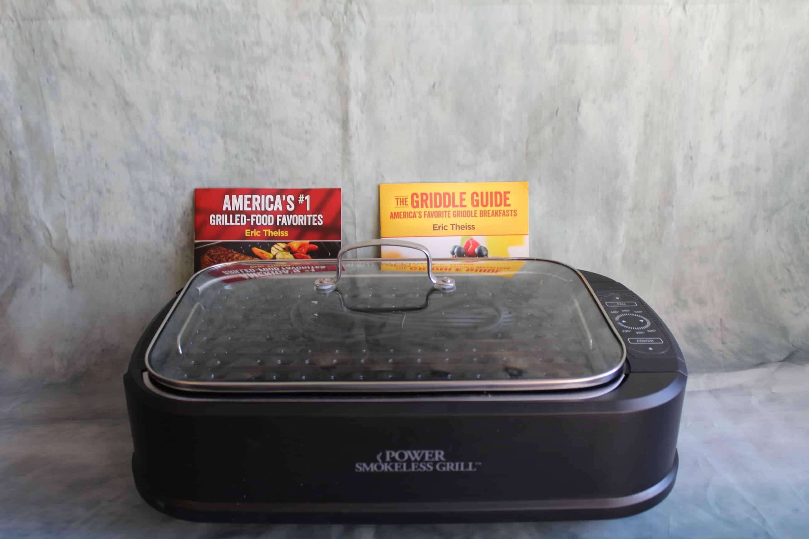 Power Smokeless Indoor Grill
