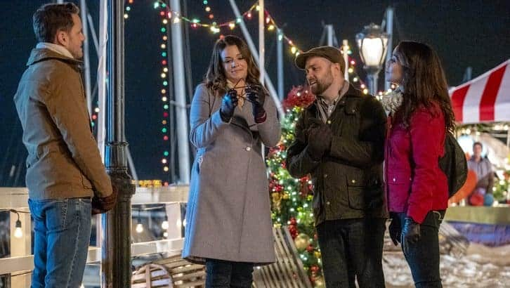 "Hallmark Movies & Mysteries ""A Godwink Christmas"""