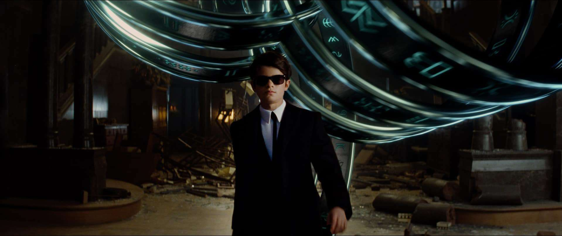 The Artemis Fowl movie is actually happening and the first trailer is here