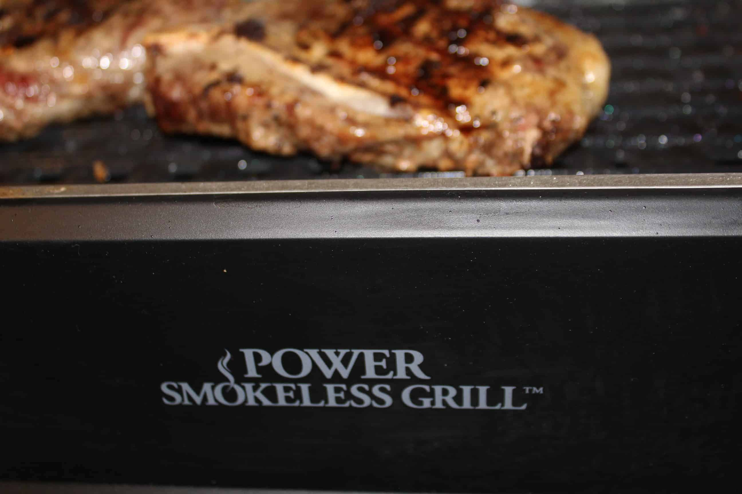Best Indoor Grill is the Power Smokeless Grill