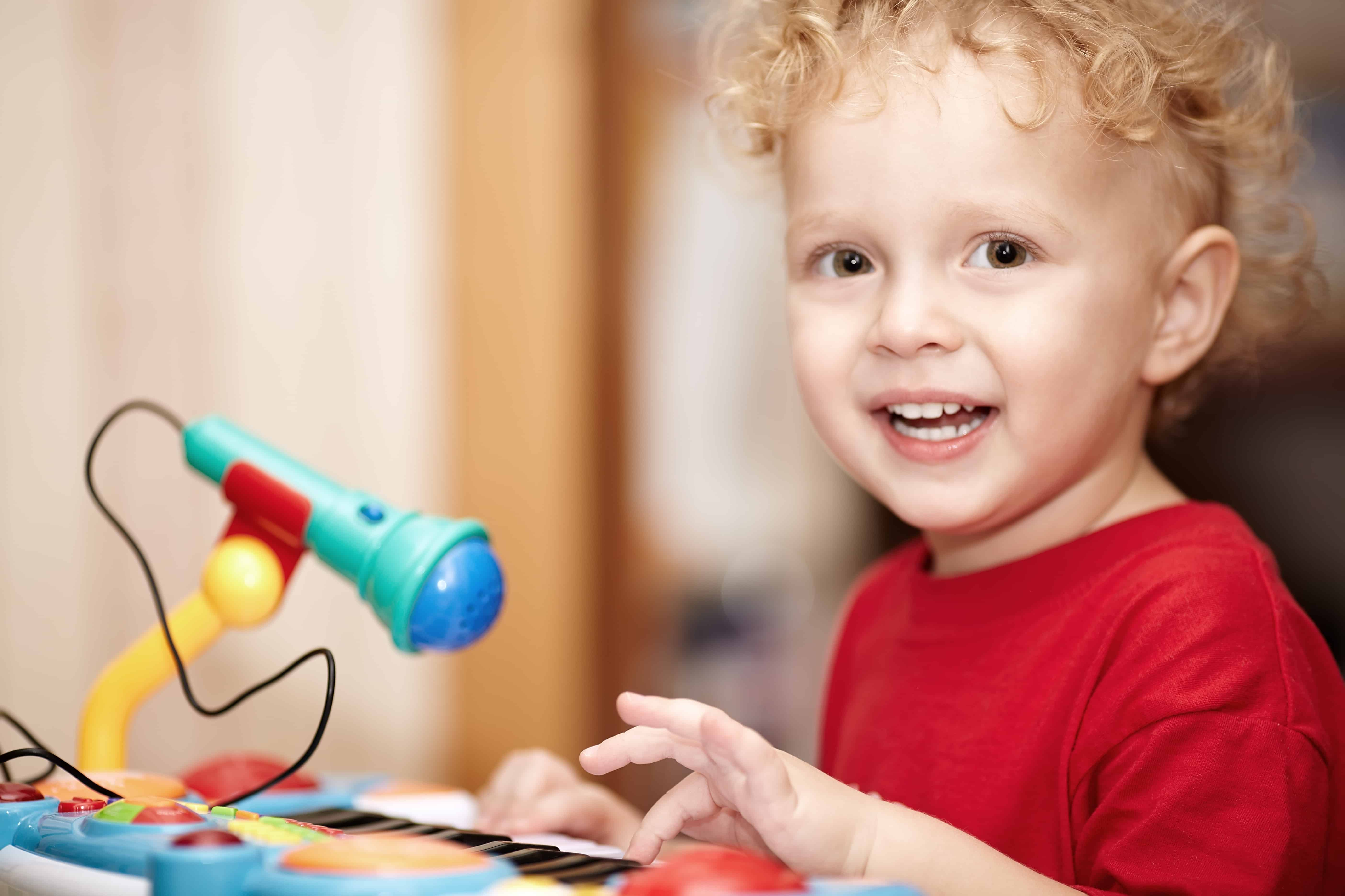 Four Ways to Develop Your Child's Musical Talents