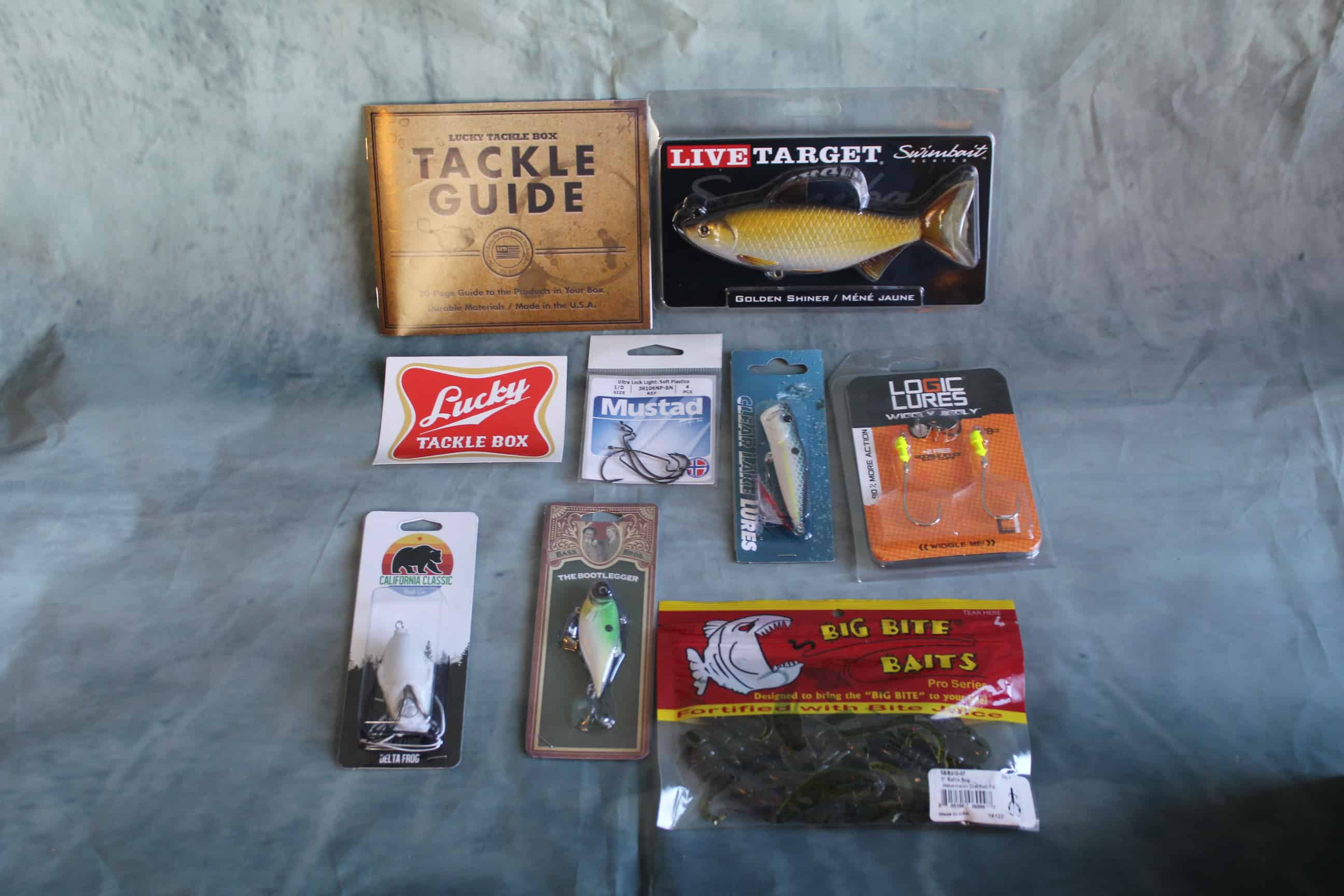 Lucky Tackle Box the perfect Gift